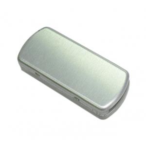 Розетка декоративная для оконной ручки Maco Harmony серебро