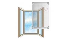 Готовые окна и москитные сетки