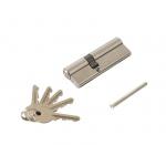 Цилиндр профильный ELEMENTIS 35/55, 5 ключей, никелированный