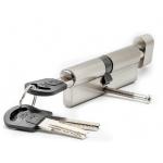 Цилиндр замка с Т-образной ручкой, 35х45