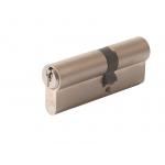 Цилиндр 35/45 никелированный