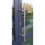 Ручка для входной офисной двери из нержвавеющей стали 1200 мм