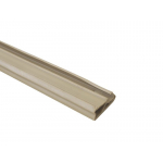 Уплотнитель для деревянных окон DEVENTER, ширина паза 4-5 мм, бежевый