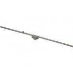Запор основной поворотно-откидной средний 1901-2350 мм (3 цапфы)