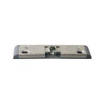 Защелка балконная 13 мм (Rehau, Veka 13, KBE 70, Gealan) (Комфортная фиксация, без ответной части)
