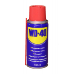 Смазка универсальная проникающая WD-40, 100 мл