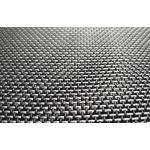 Полотно москитной сетки Антикошка шир. 1,6м, цвет серебристо-черный