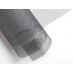 Полотно москитной сетки фибергласс (стекловолокно) цвет серый, ширина 1,4 м