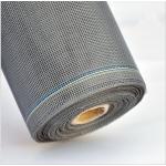 Полотно москитной сетки фибергласс стекловолокно цвет серый, ширина 1,8 м