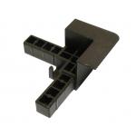 Угол для вставной москитной сетки система VSN коричневый