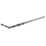 Переключатель угловой нижний поворотно-откидного запора для поворотно-откидных арочных и трапецевидных окон