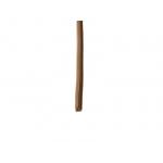 Уплотнитель для деревянных евроокон на наплав створки, ширина паза 3 мм