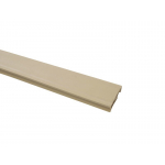 Уплотнитель для деревянных евроокон на фальц створки, ширина паза 4-5 мм, ТЭП