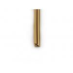 Уплотнитель для деревянных евроокон на наплав створки, ширина паза 3 мм, бежевый