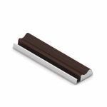 Уплотнитель для деревянных окон и дверей Schlegel Q-Lon 3079 коричневый