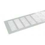 Вентиляционная решетка Tundra 600х100 мм белая
