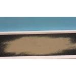 Полотно москитной сетки Антипыльца Poll-tex, шир. 1,6м, цвет черный