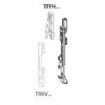 Шпингалет нижний поворотно-откидного запора TF (работает с TRKV) Зигения