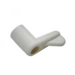 Крепление для москитной сетки поворотное (барашек) белый