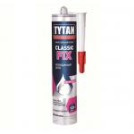 Клей прозрачный Титан TYTAN Classic Fix
