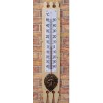 Термометр фасадный деревянный ТФ-770 Лев