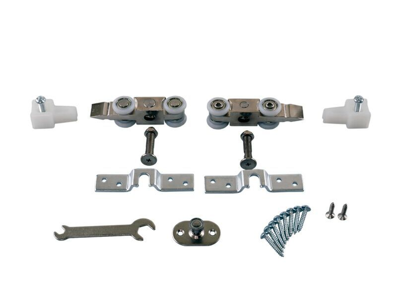 Цилиндры ключ-ключ и ключ-вертушек для внутреннего без ключевого запирания.